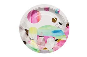 Art Series plates  - Laura Blythman