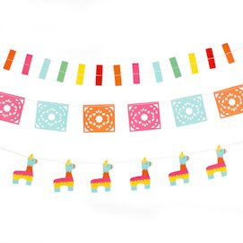 Fiesta Mini  - Banner Set