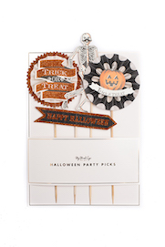 Halloween party  - picks
