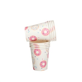 Donut  - paper cups