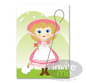 Little Bo Peep - Gift card