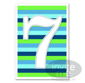 Gift card - Boys No 7