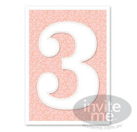 Gift card - Girls No 3