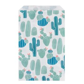 Cactus  - party treat bags