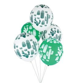 Cactus  - party balloon