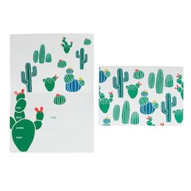 Cactus  - party invites