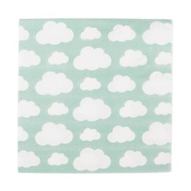 Clouds  - party napkins