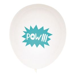 Pow  -  party balloon