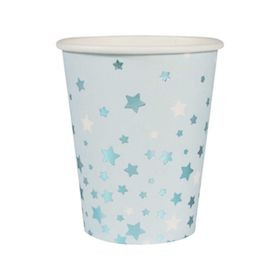 Starlight metallic  - stars cups